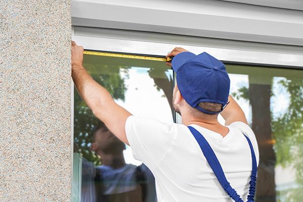 custom window screen repair and installation